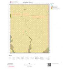 N43c2 Paftası 1/25.000 Ölçekli Vektör Jeoloji Haritası