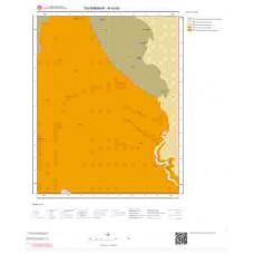 N43d3 Paftası 1/25.000 Ölçekli Vektör Jeoloji Haritası