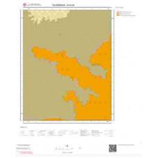 N43d4 Paftası 1/25.000 Ölçekli Vektör Jeoloji Haritası