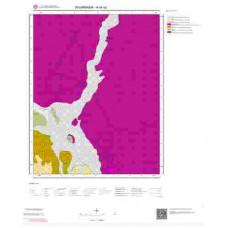 N44a2 Paftası 1/25.000 Ölçekli Vektör Jeoloji Haritası