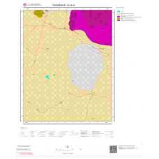 N44a3 Paftası 1/25.000 Ölçekli Vektör Jeoloji Haritası