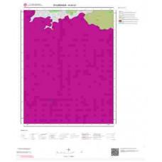 N44b1 Paftası 1/25.000 Ölçekli Vektör Jeoloji Haritası