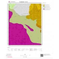 N44b2 Paftası 1/25.000 Ölçekli Vektör Jeoloji Haritası