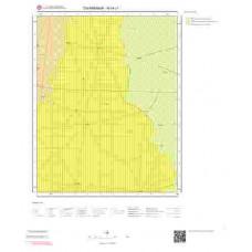 N44c1 Paftası 1/25.000 Ölçekli Vektör Jeoloji Haritası
