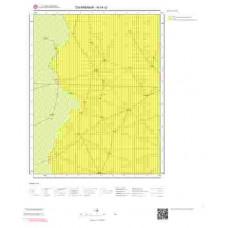N44c2 Paftası 1/25.000 Ölçekli Vektör Jeoloji Haritası