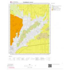 N44c3 Paftası 1/25.000 Ölçekli Vektör Jeoloji Haritası