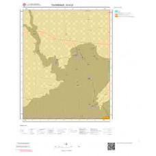 N44d1 Paftası 1/25.000 Ölçekli Vektör Jeoloji Haritası