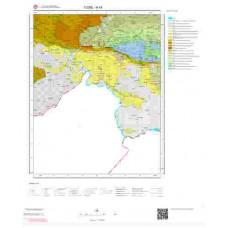 N 48 Paftası 1/100.000 ölçekli Jeoloji Haritası
