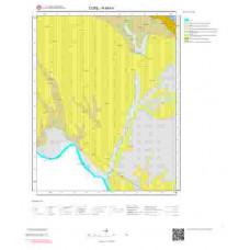 N 48-b4 Paftası 1/25.000 ölçekli Jeoloji Haritası