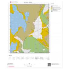 O24a1 Paftası 1/25.000 Ölçekli Vektör Jeoloji Haritası