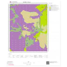O30a2 Paftası 1/25.000 Ölçekli Vektör Jeoloji Haritası