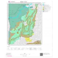 O 35-a2 Paftası 1/25.000 ölçekli Jeoloji Haritası