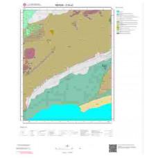 O 35-a3 Paftası 1/25.000 ölçekli Jeoloji Haritası