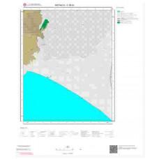 O36a1 Paftası 1/25.000 Ölçekli Vektör Jeoloji Haritası