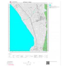 O36a3 Paftası 1/25.000 Ölçekli Vektör Jeoloji Haritası