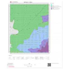 O36b1 Paftası 1/25.000 Ölçekli Vektör Jeoloji Haritası