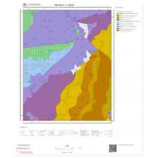 O36b2 Paftası 1/25.000 Ölçekli Vektör Jeoloji Haritası
