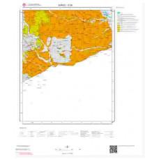 O 39 Paftası 1/100.000 ölçekli Jeoloji Haritası