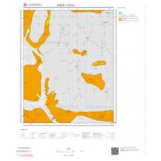 O 39-a3 Paftası 1/25.000 ölçekli Jeoloji Haritası