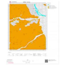 O 39-b2 Paftası 1/25.000 ölçekli Jeoloji Haritası