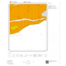 O 39-b3 Paftası 1/25.000 ölçekli Jeoloji Haritası