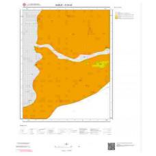 O 39-b4 Paftası 1/25.000 ölçekli Jeoloji Haritası