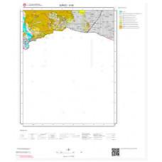 O 40 Paftası 1/100.000 ölçekli Jeoloji Haritası