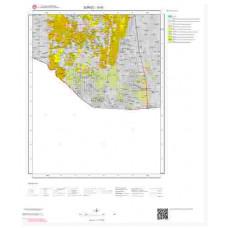 O 41 Paftası 1/100.000 ölçekli Jeoloji Haritası