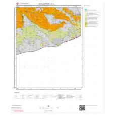 O 43 Paftası 1/100.000 ölçekli Jeoloji Haritası