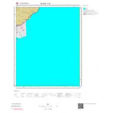 P 32 Paftası 1/100.000 ölçekli Jeoloji Haritası