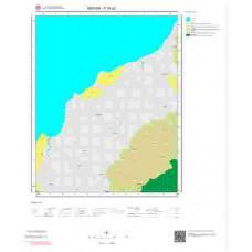 P35b2 Paftası 1/25.000 Ölçekli Vektör Jeoloji Haritası