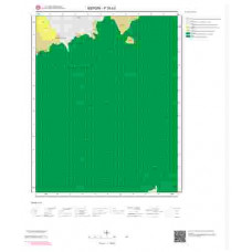 P35b3 Paftası 1/25.000 Ölçekli Vektör Jeoloji Haritası