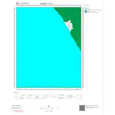 P35c1 Paftası 1/25.000 Ölçekli Vektör Jeoloji Haritası