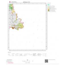 P 37 Paftası 1/100.000 ölçekli Jeoloji Haritası