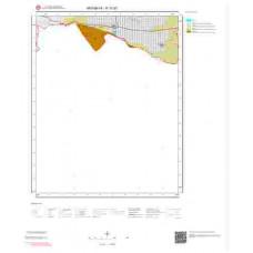 P 37-d1 Paftası 1/25.000 ölçekli Jeoloji Haritası