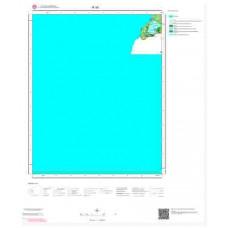 R 35 Paftası 1/100.000 ölçekli Jeoloji Haritası