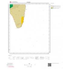 R36a3 Paftası 1/25.000 Ölçekli Vektör Jeoloji Haritası