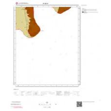 R36b1 Paftası 1/25.000 Ölçekli Vektör Jeoloji Haritası